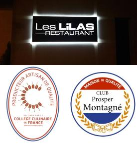 Restaurant membre du Collège culinaire de France et du Club Prosper Montagné